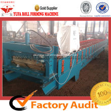 YF 820 JCX Roof Sheet Making Machine para maquinaria de materiales de construcción