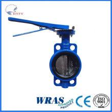 Dependable performance standard wafer butterfly valve