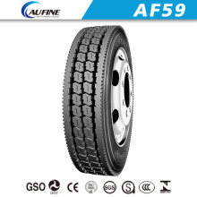 Steer All Steel Radial Truck Tyre 285/75r22.5 with ECE DOT Reach Labelling