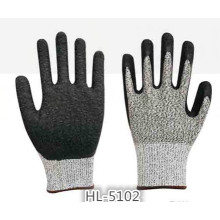 Cut Resistance 3/5 Latex Palm Coating Glove