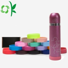 Silicone Base Insulated Bottle Anti-slip Bottle Sleeve