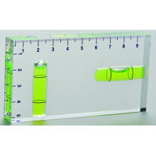 4 Inch Electrician Acrylic Spirit Level (700302)