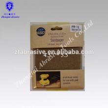 Quarz Holz Sandpapier Grit 46-320 für Holz Bambus