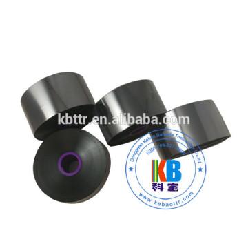 55mm*1000m 55mm*600m compatible black Markem printer ribbon markem smartdate x40