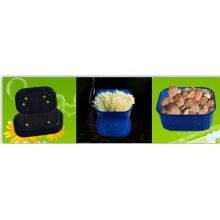 Сертификат SGS разных размеров одноразовые Пластиковые свежими фруктами Корзина Сделано в Китае