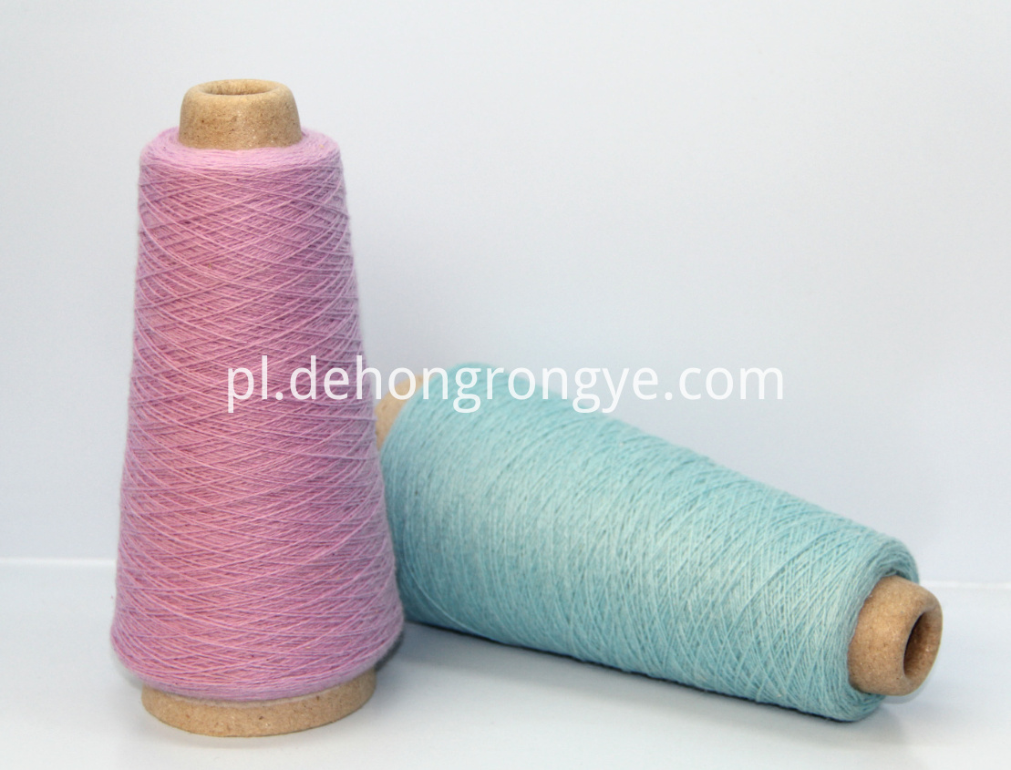 woolen knitted yarn-2