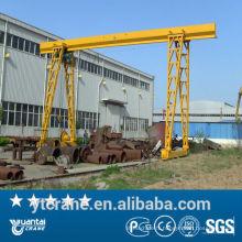 Haute performance double poutre treillis structure port portique avec le prix bas