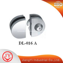 No Glass Hole Lock for Glass Office Door Lock