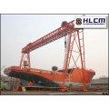 Shipyard Gantry Crane 04 with SGS