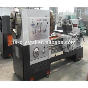 Used large diameter PVC pipe threading lathe machine Q350