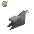 Línea personalizada de peletización de anillo de agua de un solo tornillo