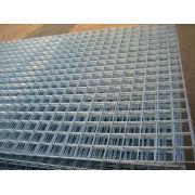 Heavy duty welded wire mesh panels