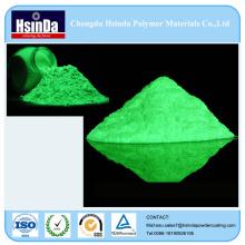 Partikel Kleine Uniform Verteilung Glow in Dark Powder Coating Powder