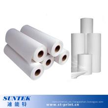 Rollo de papel de sublimación para impresión por transferencia de sublimación (21cm * 100m)