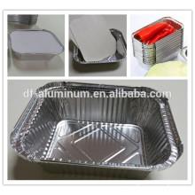 Panelas de vapor de alumínio de tamanho médio