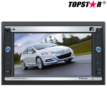 6.2inch doble DIN 2DIN coche reproductor de DVD con sistema Android Ts-2014-1
