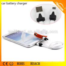 Chargeur intelligent pour téléphone mobile / Chargeur de poche Chargeur USB Instant Mobile pour Samsung