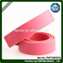 PU Women Belt Red Cintos for Female Lady Jeans Dress Straps Fashion Ceinture
