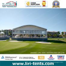 Tente à deux étages pour deux étages, fournie pour les événements sportifs de la PGA