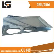proveedor de china de alibaba fabricante de placa de aluminio que hace la máquina