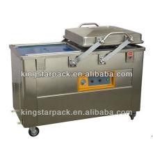 DZ5002SB автоматическая двухкамерная вакуумная упаковочная машина для мяса