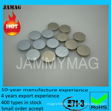disc ndfeb magnetic chip
