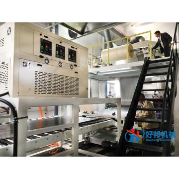 MACHINE À PLANCHER PROFESSIONNELLE PVC SPC