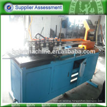 ALUMINUM AND COPPER TUBE SERPENTINE BENDING MACHINE