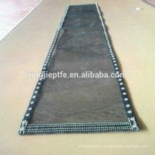 Bonne qualité de la bande transporteuse en téflon des fournisseurs fiables d'alibaba