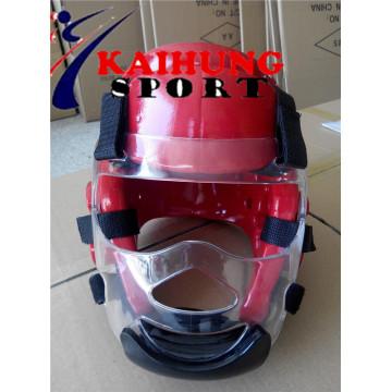 Maske für Kopfschutz