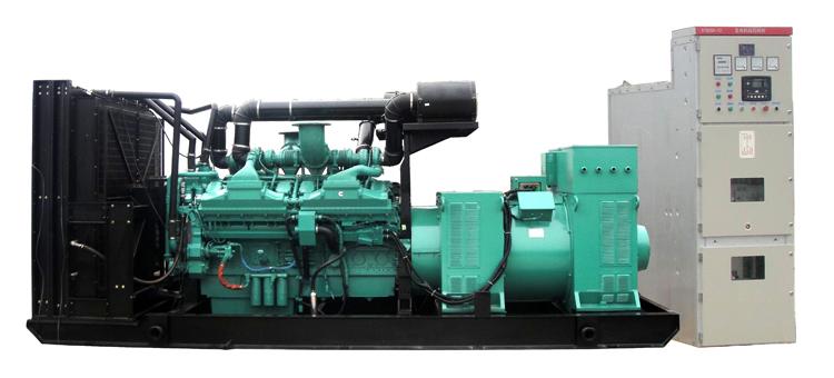 1000-2500kva diesel Generator