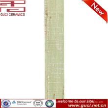 Foshan antideslizante interior rústico baldosas de madera 150x800 baldosas de porcelana