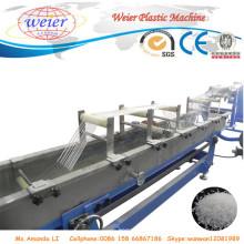 Pelletiseur réutilisé de brin de machine de machine de granule d'ABS d'animal familier de PE de pp