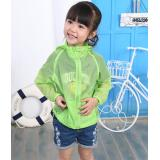 Wholesale Custom sun protection girls and boy clothing 2016