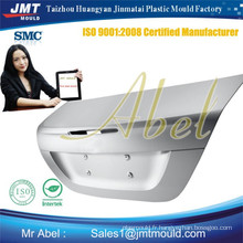 custom smc trunk lid mould