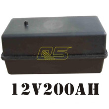 200A Solar Battery Ground Box Underground Solar Waterproof Battery Box