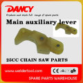 2500 chainsaw parts main auxiliary lever