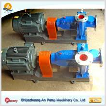 AJY Estación de generación horizontal Pulp Paper Stock Pump