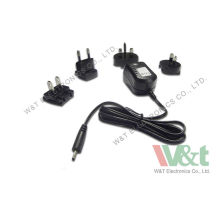 9v 0.5a 2 To 3 Foreign Multi Socket Adapter Uk Plug For Electronics Toy