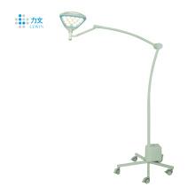 Tipo de piso LED luzes de exame cirúrgico