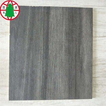 Wiredrawing Design melamine laminated plywood for furniture