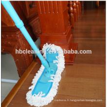 Balayette microfibre extensible et optimale