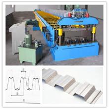 Völlig elektrische automatische Plattform-Boden-Rolle, die Maschine bildet