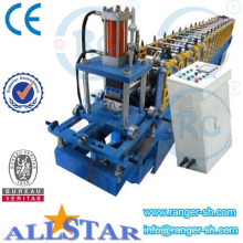 High quality! Hat Profile Steel Truss Roll Forming Machine