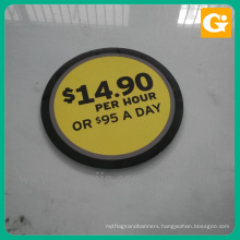 Removable Wall Die Cut vinyl sticker printing