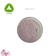 Natural Plant Extract Sakura Cherry Blossom Extract Powder