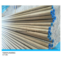 Tube capillaire sans soudure en acier inoxydable ASTM A269 Ss316