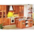 Горячий продавая самомоднейший кухонный шкаф двери PVC