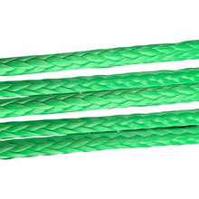 12 strands uhmwpe rope with reasonable price for sale