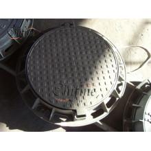 En124 D400 Cast Iron Round Manhole Covers